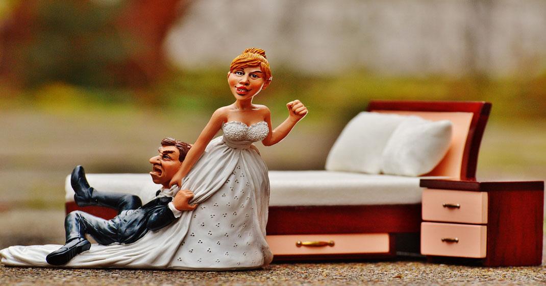 complications de la rencontre d'un homme marié